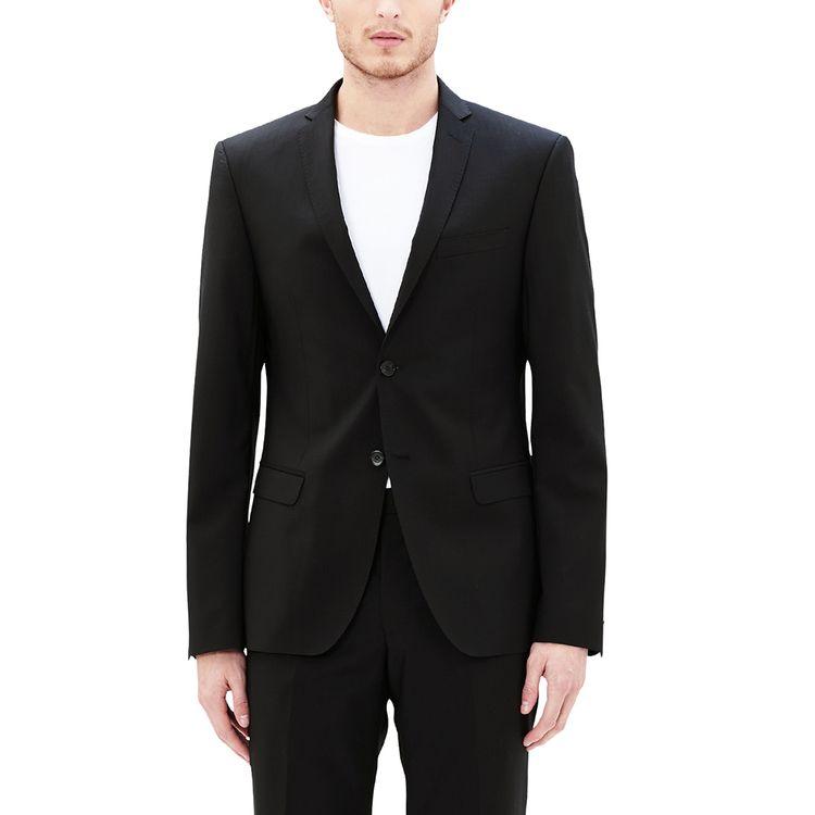 Herren Anzug Slim Fit COSIMO Black