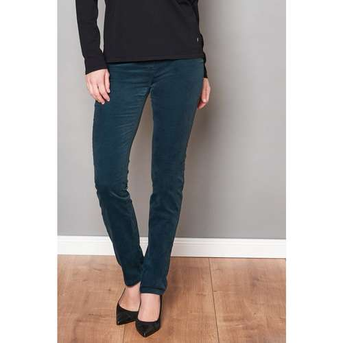 Damen Jeans CS-BE LOVED Greenish Blue