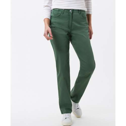Damen Jeans CORRY FAY dark olive