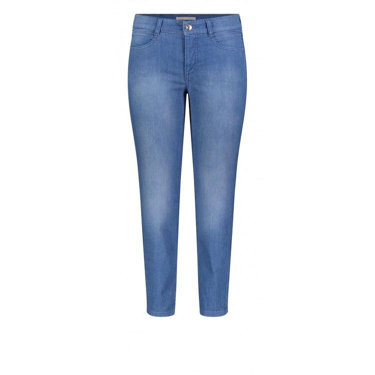 Damen Jeans ANGELA 7/8 clean light blue