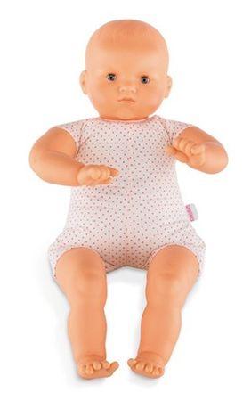Corolle Mon Grand Poupon Puppe Chéri zum Anziehen Babypuppe mit Weichköper FPK22 – Bild 1
