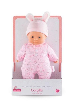 Corolle Mon Premier Puppe Pti Coeur rosa 30cm Babypuppe ab 9 Monate FRH58 – Bild 2