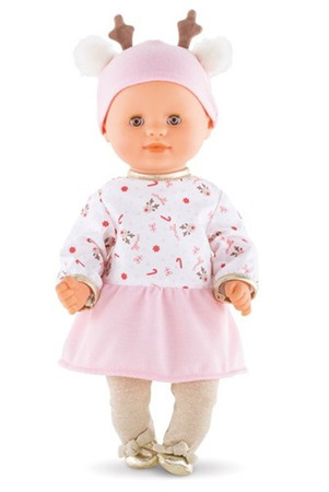 Corolle Mon Premier Puppe Calin Rentier Babypuppe Weichkörper Kleinkind FPJ94 – Bild 3