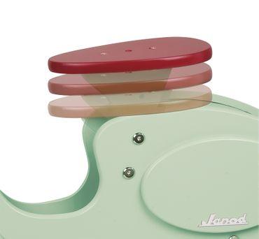 Janod Roller Mint Laufrad Lauflernrad Kinder Holz Spielzeug Luftreifen 03243 – Bild 4