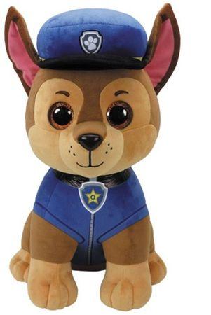 Ty Beanie Boo`s Glubschi Paw Patrol X-Large Hund Chase Kuscheltier Plüsch 90250