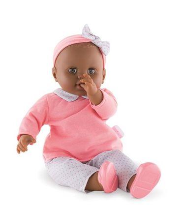 Corolle Mon Grand Poupon Puppe Lilou Babypuppe mit Weichkörper 36cm FPK15 – Bild 2