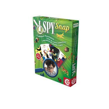 Gamefactory I Spy - Snap Quartett lustiges Kartenspiel für Kinder 646111  – Bild 1
