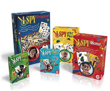 Gamefactory I Spy - Snap Quartett lustiges Kartenspiel für Kinder 646111  – Bild 3