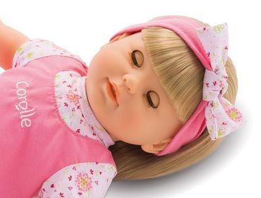 Corolle Mon Grand Poupon Puppe Adele 36cm Babypuppe mit Weichkörper FPK18 – Bild 4