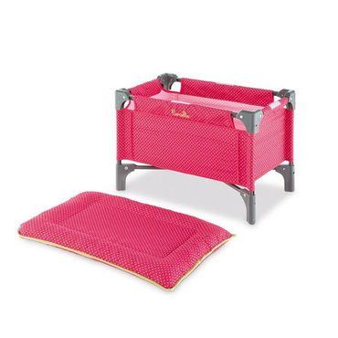 Corolle Bett und Wickeltisch Puppenbett Puppenmöbel Spielzeug Zubehör DMT98 – Bild 1