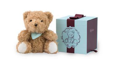Kaloo Les Amis Kuscheltier Bär Miel Teddy Stofftier Plüsch in edler Box 969323 – Bild 1