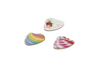 Janod Magnetbuch Cup Cakes kleine Törtchen fantasievoll zusammenstellen 02781 – Bild 5
