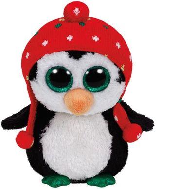 Ty Beanie Boo`s Glubschi Pinguin Freeze 24 cm Kuscheltier Schmusetier 36950