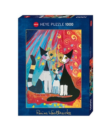 Heye We want to be together Standard Puzzle 1000 Teile Rosina Wachtmeister 29081 – Bild 1