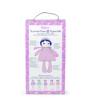 Kaloo Tendresse Schmusepuppe Lise 25cm aus Stoff für Babys in edler Box K962079 – Bild 3