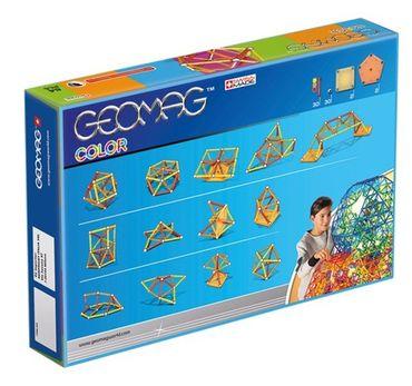 Geomag Color Baukasten 64 Teile konstruieren mit magnetischen Bausteinen 00262 – Bild 2