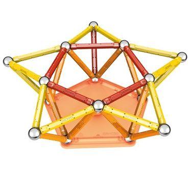 Geomag Color Baukasten 64 Teile konstruieren mit magnetischen Bausteinen 00262 – Bild 6