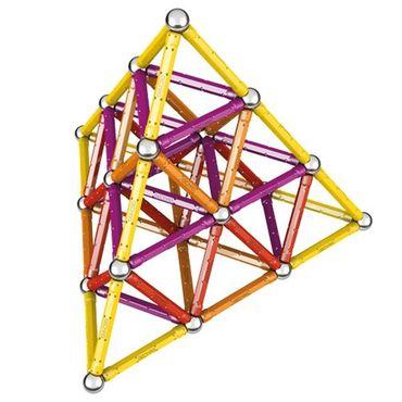 Geomag Color Baukasten 127 Teile magnetischer Bausatz für Konstruktionen 00264 – Bild 5
