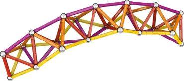 Geomag Color Baukasten 127 Teile magnetischer Bausatz für Konstruktionen 00264 – Bild 7