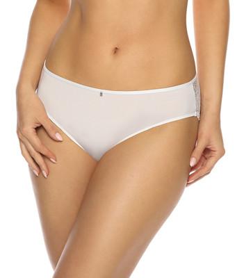 VIANIA! Slip Leni 204160 mit Vollspitze hinten Farbe Weiß