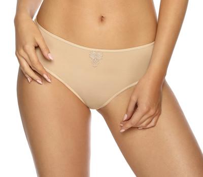 VIANIA Bikinislip 211200 Betty niedrig Farbe Nude Haut