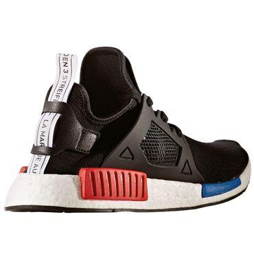 adidas NMD_XR1 PK Herren Primeknit Sneaker schwarz – Bild 3