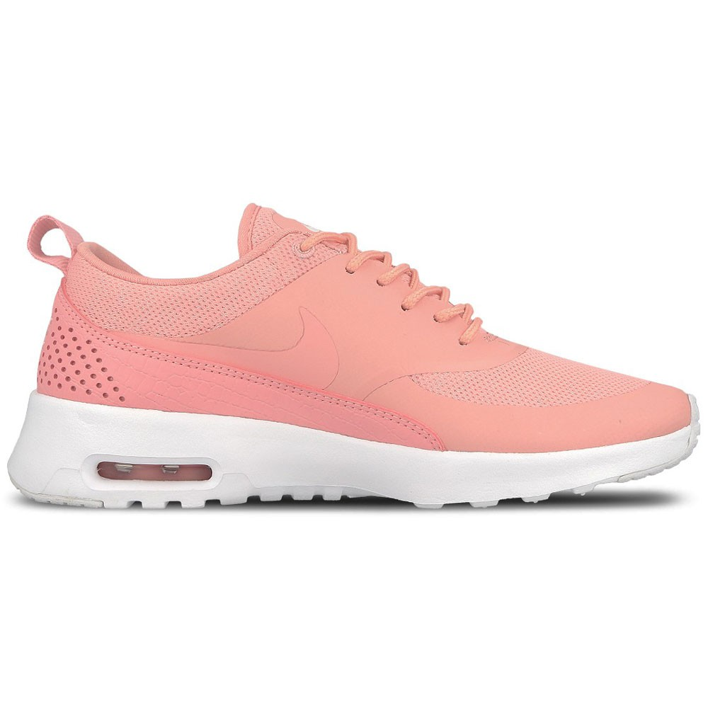 nike wmns air max thea damen sneaker grau pink. Black Bedroom Furniture Sets. Home Design Ideas