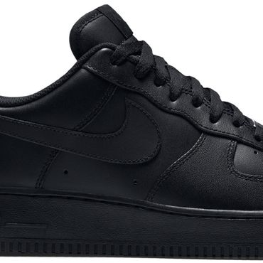 Nike Air Force 1 '07 schwarz 315122 001 – Bild 2