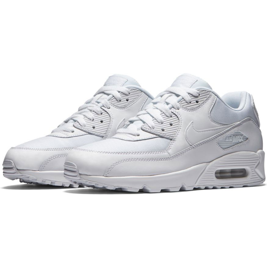 reputable site 89add 55c1f Nike Air Max 90 Essential weiss 537384 111 – Bild 3