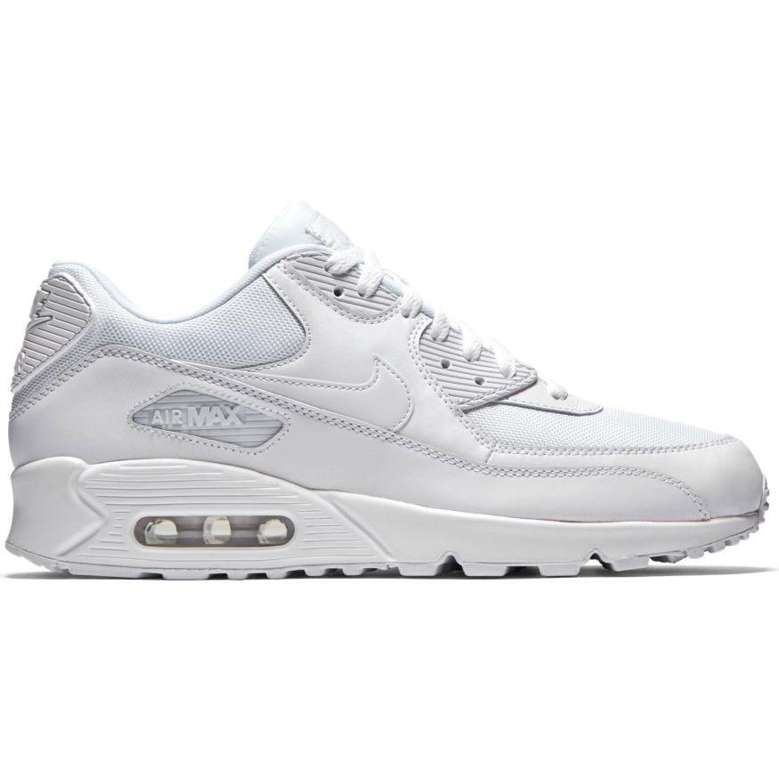 Nike Nike Air Max 90 Essential Herren Sneaker WhiteWhite