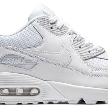 Nike Air Max 90 Essential weiss 537384 111 – Bild 2