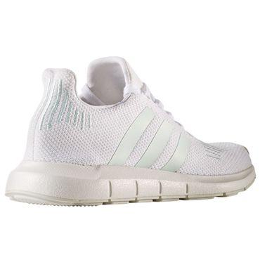 adidas Swift Run W Damen Sneaker weiß mint – Bild 3
