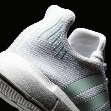 adidas Swift Run W Damen Sneaker weiß mint – Bild 5
