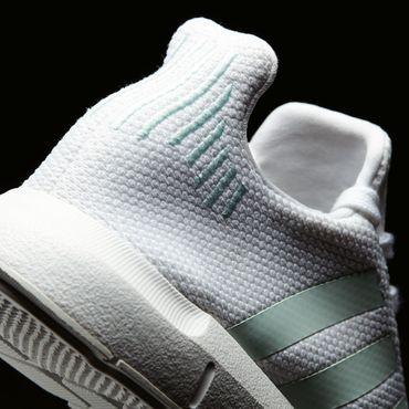 adidas Swift Run W Damen Sneaker weiß mint – Bild 5