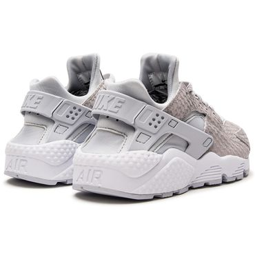 Nike WMNS Air Huarache Run Premium pure platinum 683818 014 – Bild 2