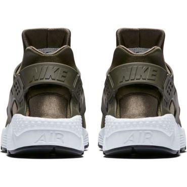 Nike Air Huarache cargo khaki white 318429 306 – Bild 4