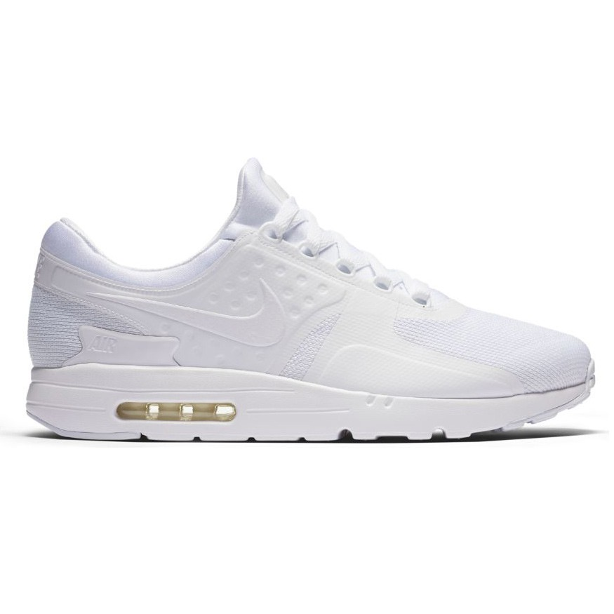 nike air max zero essential weiss 876070 100. Black Bedroom Furniture Sets. Home Design Ideas