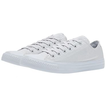 Converse All Star OX Chuck Taylor Chucks pure platinum – Bild 2