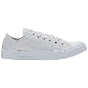 Converse All Star OX Chuck Taylor Chucks pure platinum – Bild 1