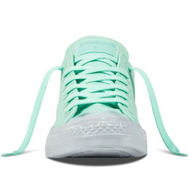 Converse All Star OX Chuck Taylor Chucks mint weiß – Bild 3