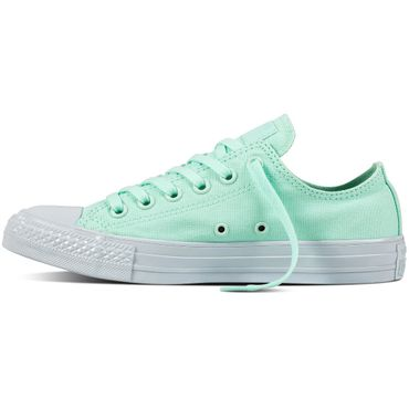 Converse All Star OX Chuck Taylor Chucks mint weiß – Bild 2