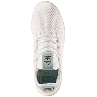 adidas Originals PW Tennis HU Sneaker white tactile green – Bild 4
