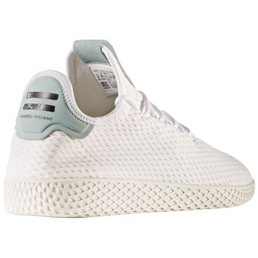 adidas Originals PW Tennis HU Sneaker white tactile green – Bild 2