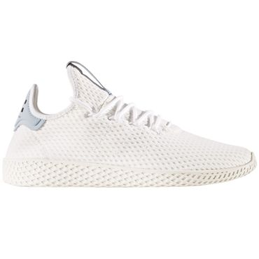 adidas Originals PW Tennis HU Sneaker white tactile blue – Bild 1