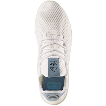 adidas Originals PW Tennis HU Sneaker white tactile blue – Bild 4