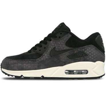 Nike WMNS Air Max 90 Premium grau 896497 005 – Bild 5