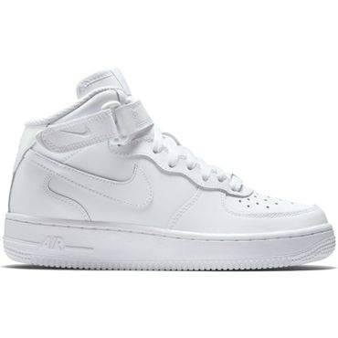 Nike Air Force 1 Mid (GS) weiss 314195 113