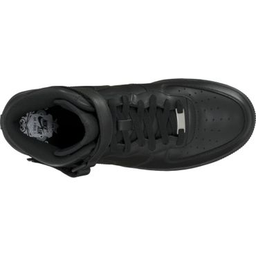 Nike Air Force 1 Mid '07 black 315123 001 – Bild 3