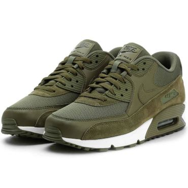 Nike Air Max 90 Essential medium olive 537384 201 – Bild 3