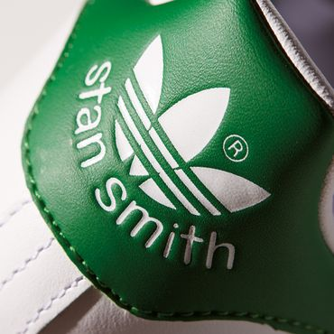 adidas Originals Stan Smith Sneaker weiß grün – Bild 5